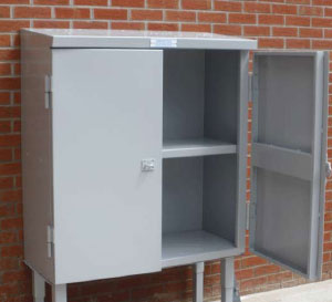 BGID'Secure Storage Cupboard